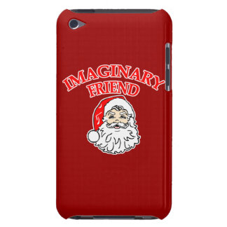 Imaginary Friend Santa Claus iPod Touch Case-Mate Case