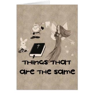 Imaginary Playthings Greeting Card