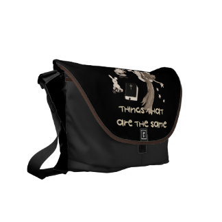 Imaginary Playthings Messenger Bag