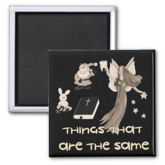 Imaginary Playthings Square Magnet