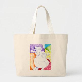 Imaginary Transcendetal Surreality Bag