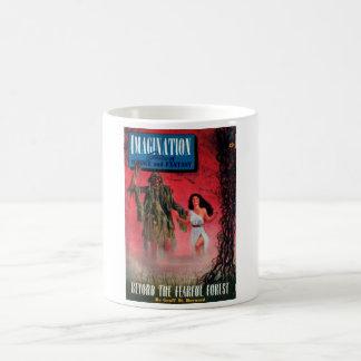 Imagination - 1951-4_Pulp Art Basic White Mug