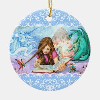Imagination Christmas Ornament