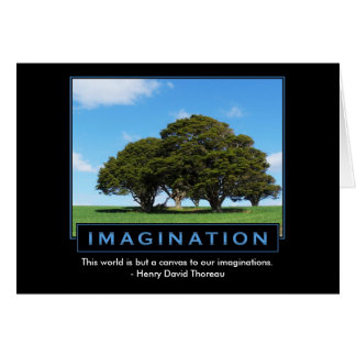 Imagination Greeting Cards