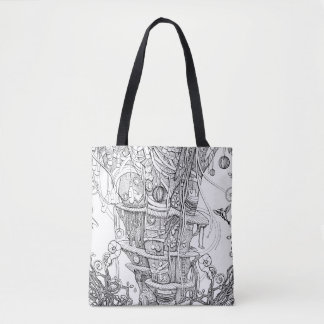 IMAGINATION (TOTE) TOTE BAG