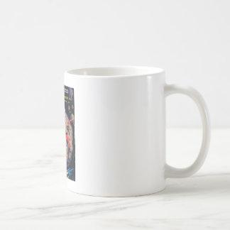 Imaginative Tales - 1958.01_Pulp Art Basic White Mug