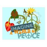 Imagine a World in Peace