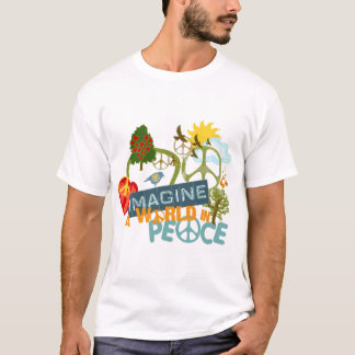 Imagine a World in Peace T-Shirt