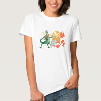 """Imagine"" Dragon Painter Shirts"