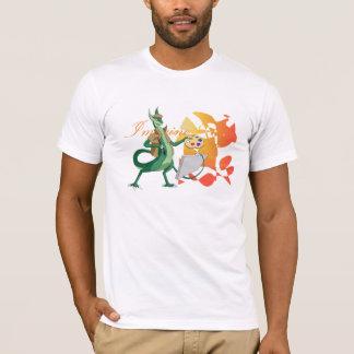 """Imagine"" Dragon Painter T-Shirt"