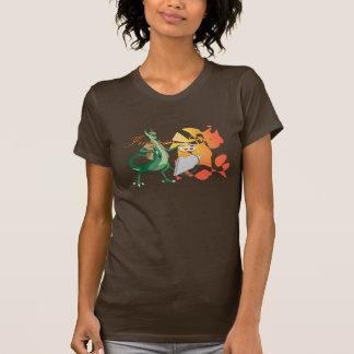 """Imagine"" Dragon Painter Tee Shirts"
