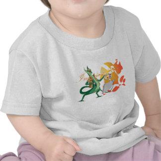 """Imagine"" Dragon Painter T Shirt"
