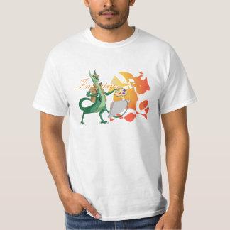 """""""Imagine"""" Dragon Painter Tshirt"""