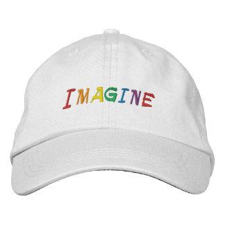 Imagine Embroidered Cap