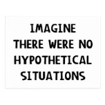 Imagine Hypothetical