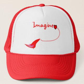 """Imagine""---John Gifts Cap"