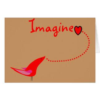 Imagine ---John Gifts Card
