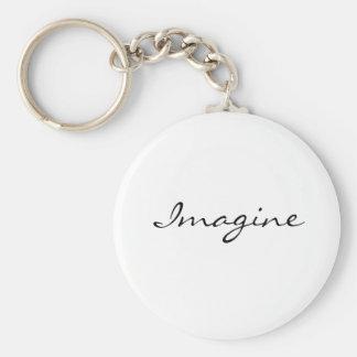 Imagine Key Ring