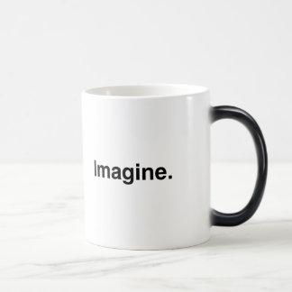 Imagine Morphing Mug