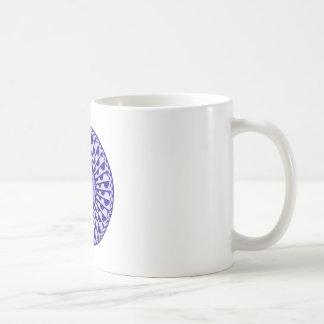 Imagine Mosaic, Strawberry Fields, Central Park 01 Basic White Mug