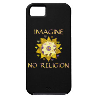 Imagine No Religion Case For The iPhone 5