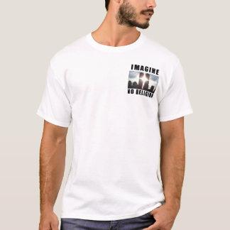 Imagine. No Religion. Version 2 T-Shirt