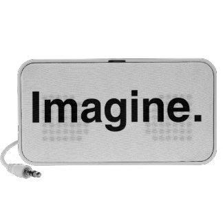 Imagine Travelling Speakers