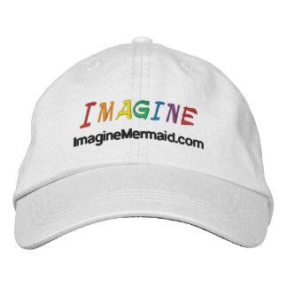 ImagineMermaid.com Imagine Promotional Baseball Cap