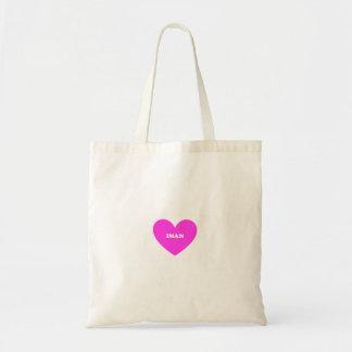 Iman Budget Tote Bag