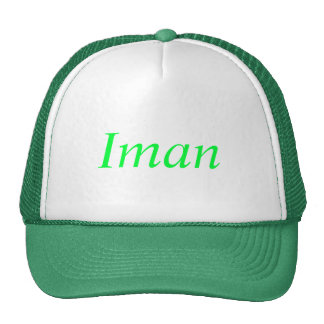 Iman Hat