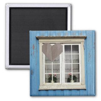 "Íman ""Of My Window "" Magnet"