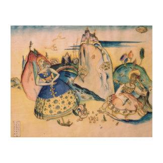 Imatra, 1917 wood wall art