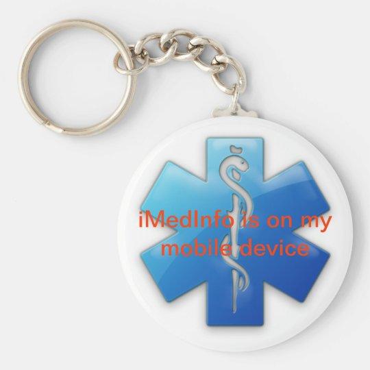 iMedInfo Basic Keychain