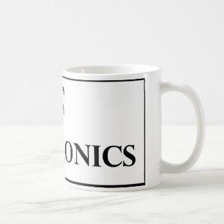 IMF Electronics logo Mugs