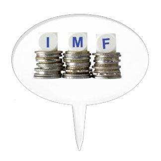 IMF - International Monetary Fund Cake Pick