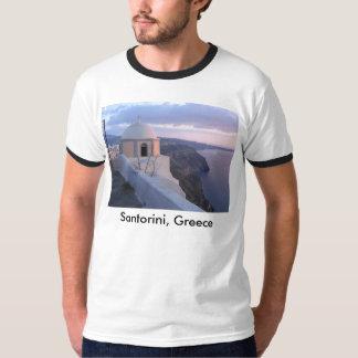 IMG_0046_3, Santorini, Greece Tee Shirt