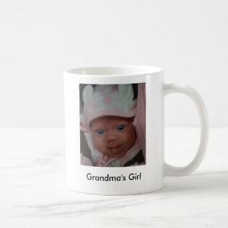 IMG_0049, Grandma's Girl Classic White Coffee Mug