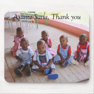 IMG_0061, Asante Sana, Thank you Mouse Mat