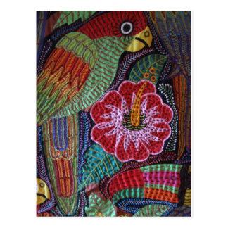 IMG_0183.jpg Birds of Panama series Postcard