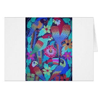 IMG_0188.jpg Birds of Panama Greeting Card
