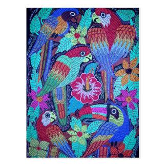 IMG_0188.jpg Birds of Panama Postcard