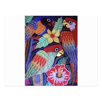 IMG_0194.jpg Birds of Panama Postcard