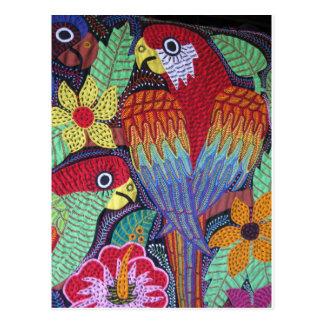 IMG_0211.jpg Birds of Panama Postcard