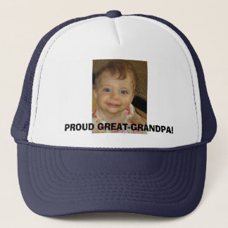 IMG_0531, PROUD GREAT-GRANDPA! TRUCKER HAT