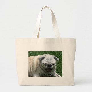 IMG_0738, I need a nap. Tote Bags
