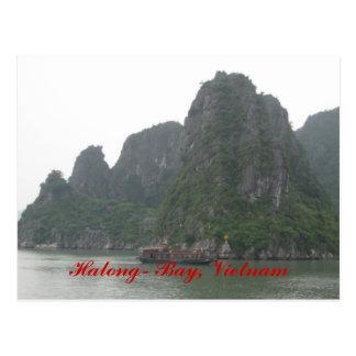 IMG_1661 Halong- Bay Vietnam Post Card