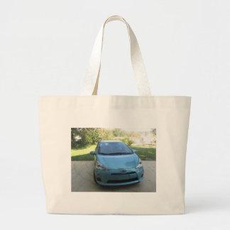 IMG_2140.JPG Prius Toyota car Jumbo Tote Bag
