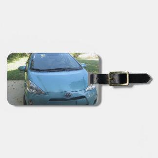 IMG_2140.JPG Prius Toyota car Travel Bag Tag