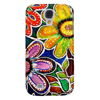 IMG_3097.jpg lass-like floral images Galaxy S4 Cases