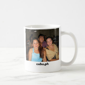 IMG_3908, cebu,ph Basic White Mug